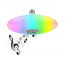 ΦΩΤΙΣΤΙΚΟ EFFE MUSIC 1877 RGB LED ΜΠΑΛΑ ΜΕ ΗΧΕΙΟ