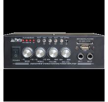 ΕΝΙΣΧΥΤΗΣ KARAOKE MUSIC STEREO 1250 HI-FI USB/SD/MP3