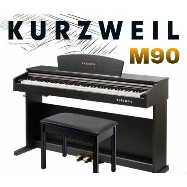 ΗΛΕΚΤΡΙΚΟ ΠΙΑΝΟ KURZWEIL M-90 SR με Κάθισμα