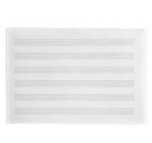 Κόλλα Μουσικής Πλάγια 16 Πεντάγραμμα