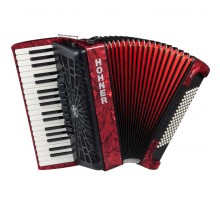 ΑΚΟΡΝΤΕΟΝ HOHNER Bravo 96 RED - BLACK
