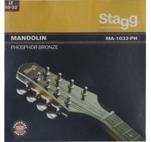 ΧΟΡΔΕΣ ΜΑΝΤΟΛΙΝΟΥ STAGG LT MA-1032-PH Phosphor Bronze