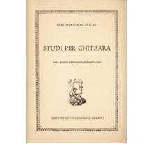 Carulli Ferdinado - Studi Per Chitarra