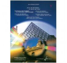 Jollet - Jeux De Rythmes Vol.5 Παιχνίδια των ρυθμών και παιχνίδια των κλειδιών τεύχος 5