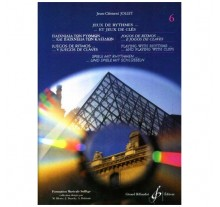 Jollet - Jeux De Rythmes Vol.6 Παιχνίδια των ρυθμών και παιχνίδια των κλειδιών τεύχος 6