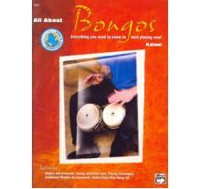 All About Bongos + CD Ολοκληρωμένη μέθοδος εκμάθησης Bongos με συνοδευτικό CD