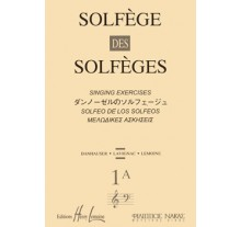 Lemoine Solfege 1A