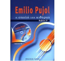 Pujol Emilio-Η σχολή της κιθάρας-Βιβλίο 2ο + CD