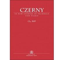 C. CZERNY 30 ΣΠΟΥΔΕΣ Op. 849