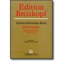 BACH JOHANN SEBASTIAN - INVENTIONEN 2 ΦΩΝΕΣ