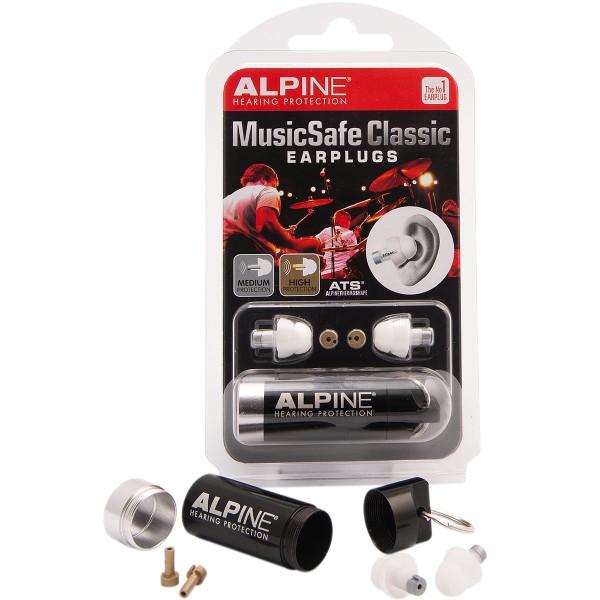 ΩΤΟΑΣΠΙΔΕΣ ALPINE MUSIC SAFE CLASSIC
