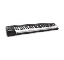 MIDI KEYBOARD CONTROLLER M-AUDIO KEYSTATION 61 MK3