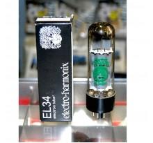 ΛΥΧΝΙΑ EL-34 PLATINUM ELECTRO-HARMONIX