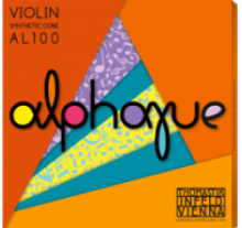 ΧΟΡΔΕΣ  ΣΕΤ THOMASTIK AL-100 ALPHAYUE SET VIOLIN