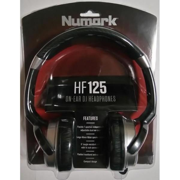 ΑΚΟΥΣΤΙΚΑ  NUMARK HF-125
