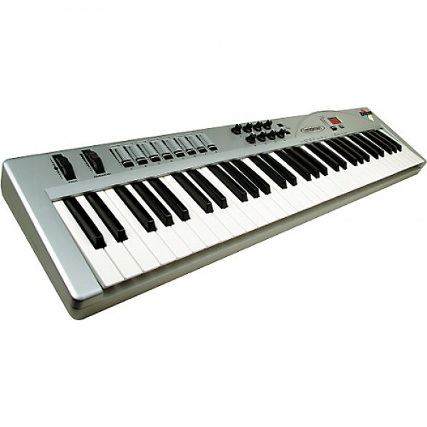 MIDI KEYBOARD CONTROLLER M-AUDIO RADIUM 61