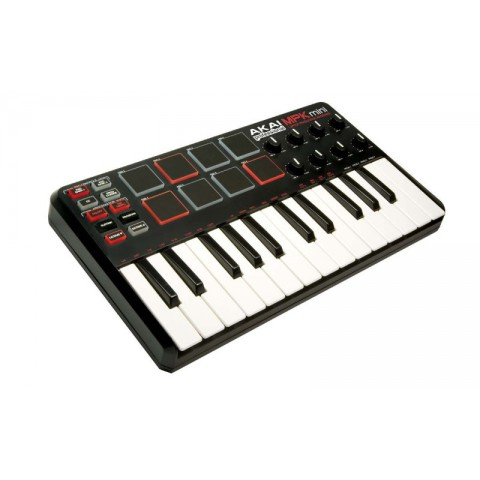 KEYBOARD CONTROLLER AKAI MPK MINI