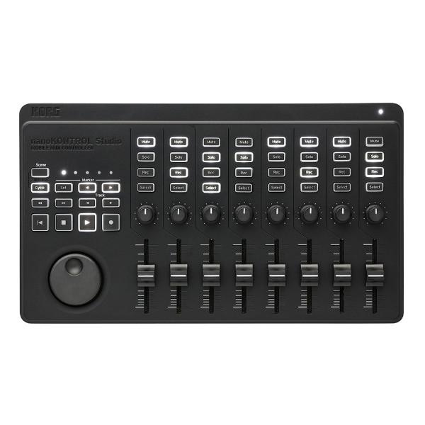 BLUETOOTH USB MIDI CONTROLLER NANOKONTROL STUDIO