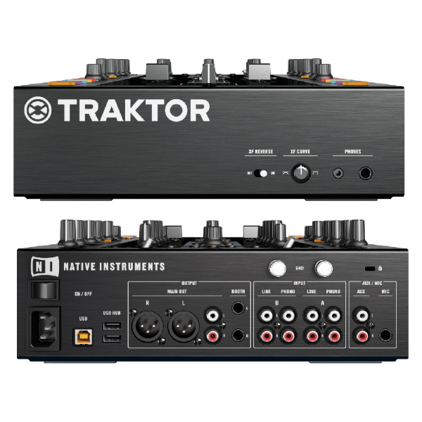 CONTROLLER  NATIVE TRAKTOR KONTROL Z2