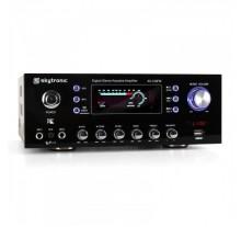ΕΝΙΣΧΥΤΗΣ KARAOKE SKYTRONIC  AV-120 FM STEREO MP3 103.206