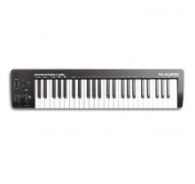 MIDI KEYBOARD CONTROLLER M-AUDIO KEYSTATION 49 MK3
