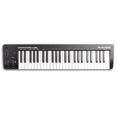 MIDI KEYBOARD CONTROLLER M-AUDIO KEYSTATION 49 MK3