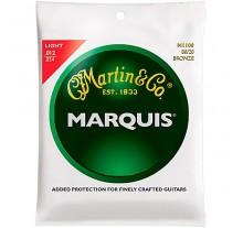 ΧΟΡΔΕΣ ΣΕΤ ΑΚΟΥΣΤΙΚΗΣ MARTIN MARQUIS M-1100  BRONZE 012-054