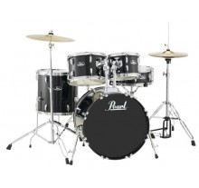 DRUM SET PEARL ROADSHOW RS-505C 20'' BLK