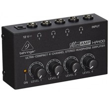 ΕΠΕΞΕΡΓΑΣΤΗΣ BEHRINGER HA-400 Headphone Amplifier