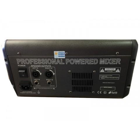 ΚΟΝΣΟΛΑ KASE MK-660 2X200w DIG EFFECTS