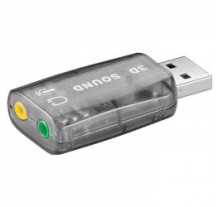ΚΑΡΤΑ ΗΧΟΥ SOUND CARD USB 2.0 68878