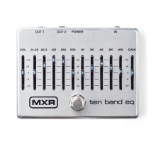 ΠΕΤΑΛ MXR M-108 EQUALIZER 10 BAND