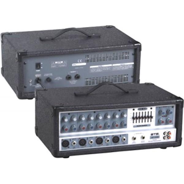 ΚΟΝΣΟΛΑ  EURODYNAMIC LK-9808  ΑΥΤ/ΝΗ  100W DIG EFFECTS