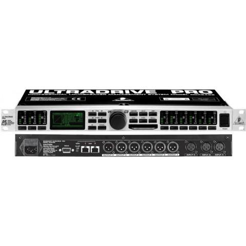 ULTRADRIVE PRO DCX-2496 BEHRINGER ΜΕΤΑΧΕΙΡΙΣΜΕΝΟ K-108081