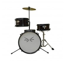 DRUM SET MUSIC JUNIOR ΠΑΙΔΙΚΟ WINE RED