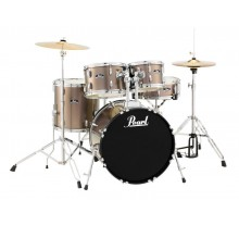 DRUM SET PEARL ROADSHOW RS-505C 20'' BRONZE METALLIC