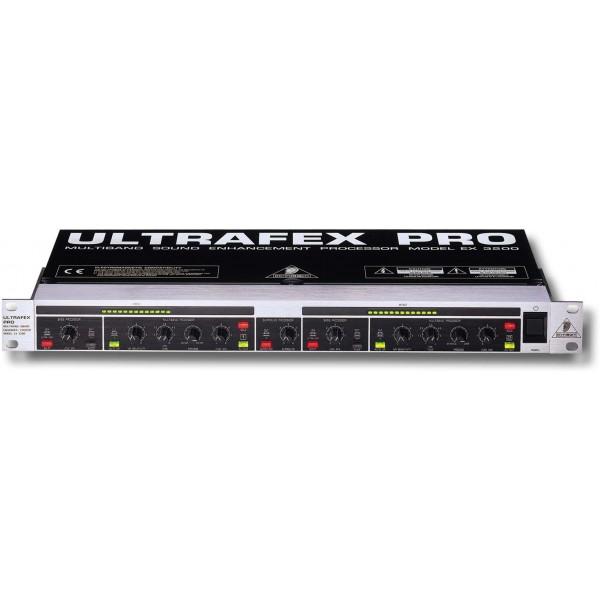 ΕΠΕΞΕΡΓΑΣΤΗΣ BEHRINGER ULTRAFEX-3200 ΜΕΤΑΧΕΙΡΙΣΜΕΝΟ K-106451