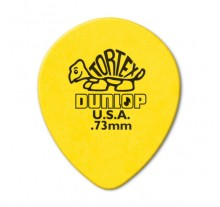 ΠΕΝΕΣ  DUNLOP 413R TORTEX TEAR DROP 0.73