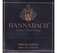 ΧΟΡΔΕΣ ΣΕΤ 3 BASS ΚΛΑΣΣΙΚΗΣ  HANNABACH 7287 MT