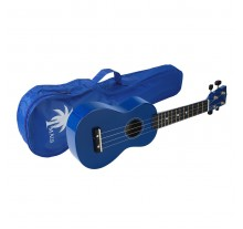 UKULELE SOUNDSATION SOPRANO MUK-10 BLUE