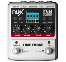 ΠΕΤΑΛ NUX TIME FORCE MULTI DIGITAL DELAY