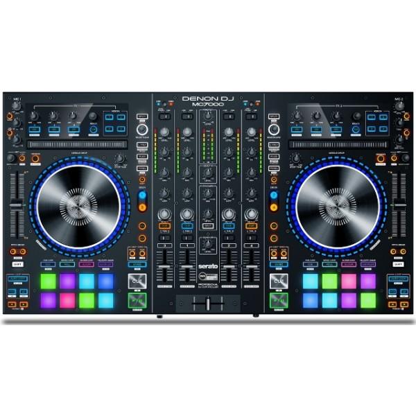 DJ CONTROLLER DENON MC-7000