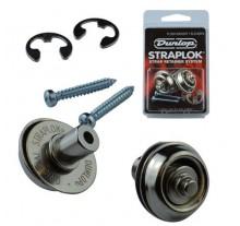 STRAPLOCK DUNLOP SLS-1401N nickel