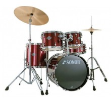 DRUM SET SONOR SMART FORCE COMPO 18'' RED