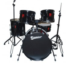 DRUM SET PREMIER OLYMPIC STAGE 20'' BLACK