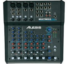 ΚΟΝΣΟΛΑ  ALESIS MULTIMIX-8 USB FX