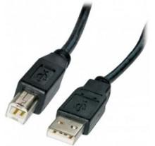 ΚΑΛΩΔΙΟ USB-USB 2.0 A-B 1.8M 93596