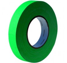 ΤΑΙΝΙΑ FLUORESCENT TAPE 24mm GREEN