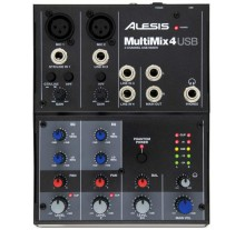 ΚΟΝΣΟΛΑ  ALESIS MULTIMIX-4 USB