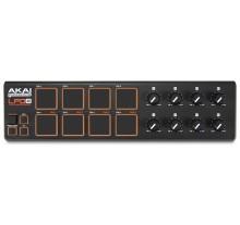 MIDI CONTROLLER AKAI LPD-8-V2 USB PAD